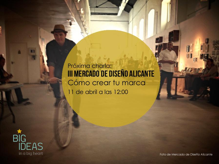 Marcas en el III Mercado del Diseño Alicante